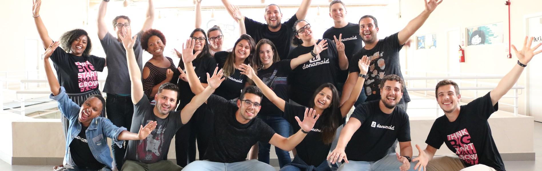 Donamaid, startup de contratação de faxinas, recebe investimento no Pitch Day An Lab